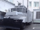 Для разгона демонстраций в Киеве спешат отремонтировать водометы