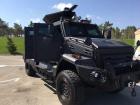 Новый боевой модуль «Тайпан» представила Украину в Азербайджане