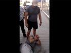 В Севастополе жестоко избили мужчину за украинскую символику (видео)