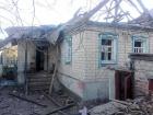 Боевики 122-мм артиллерией разрушили несколько жилых домов в Попасной