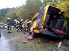 На Хмельнитчине в аварии погибли 4 пассажира автобуса