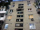 Ночной обстрел Марьинки повредил 8 домов