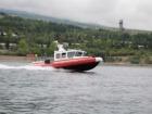 У Крыма затонул плавкран с экипажем