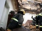 В Одессе обрушилась стена дома, погиб человек