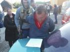 В Ровно задержан российский шпион