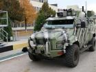 В Украине появился армейский бронеавтомобиль с автопилотом