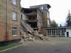 В Василькове обвалилась школа прямо во время уроков