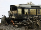 В Винницкой области поезд столкнулся с лесовозом: произошел взрыв, погибли три человека (фото, видео)
