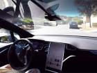Все свои автомобили Tesla Motors теперь оборудует полностью автономным автопилотом