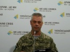 За минувшие сутки в АТО ранены 4 украинских военных