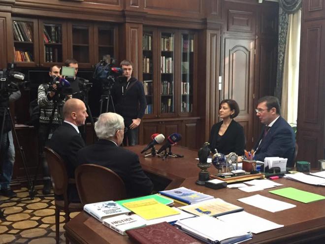 Луценко назначил руководителя Генеральной инспекции ГПУ