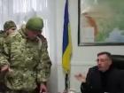 На Одесской таможне люди в камуфляже устроили погром