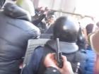 Отпустили на свободу одного из беркутовцев, подозреваемых в убийстве протестующих