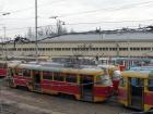 Произошел взрыв в трамвайном депо в Киеве, погибла женщина