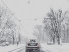 В Киеве ожидается существенное ухудшение погодных условий