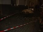 В Тернополе произошел взрыв в канализационных люках, травмированы пешеходы