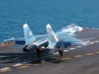 Еще один истребитель разбился при посадке на «Кузнецов»