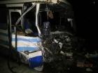 На Львовщине столкнулись маршрутка и грузовик, есть погибшие