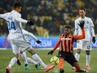 «Шахтер» одержал волевую победу над «Динамо»