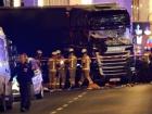 В Берлине грузовик въехал в толпу, более десяти погибших