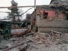 Боевики обстреляли жилые кварталы Авдеевки, есть раненые