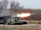 К вечеру боевики совершили 21 обстрел позиций украинских войск, обстреляли Красногоровку