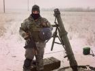 На Луганском направлении боевики продолжают бить со 120-мм минометов