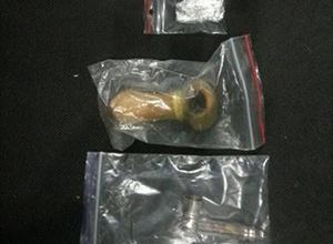 На Полтавщине СБУ задержала полицейского-наркодельца - фото
