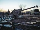 Штаб АТО: 60 обстрелов, ранен один военный