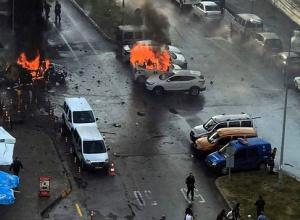 Украинцы не пострадали во время теракта в Измире - фото