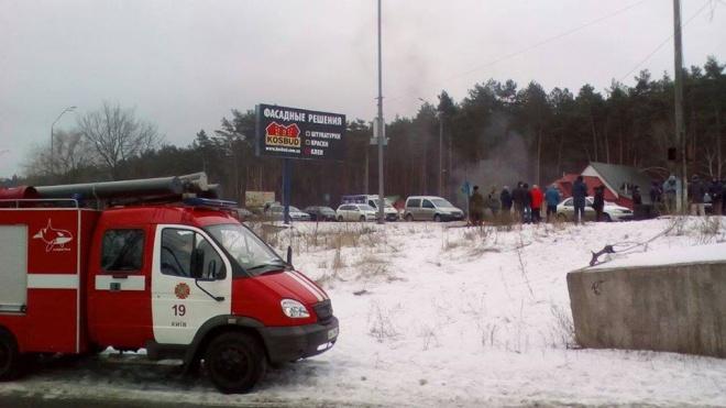 Усложнили движение в Киев активисты, требуя решить вопрос с растаможкой авто - фото