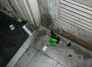В Киеве боец АТО после нападения на себя задержал грабителя - фото