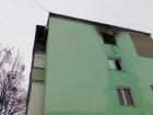 В результате взрыва газа на Харьковщине женщину выбросило с балкона 5 этажа
