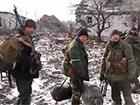 В Рождественскую ночь в районе Авдеевки состоялся бой