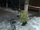 В Славянске во время факельного шествия произошел взрыв