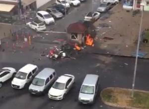 В Турции прогремел взрыв у здания суда, есть погибшие - фото