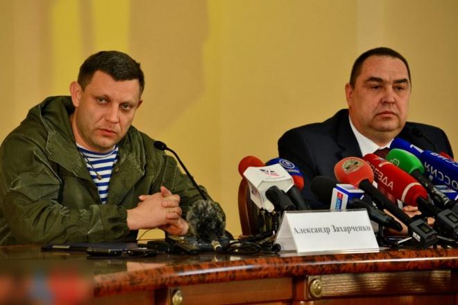 Главари ОРДЛО выдвинули ультиматум относительно блокады Донбасса - фото