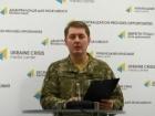 На Донбассе подорвался грузовик с украинскими военными