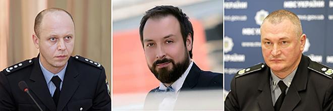 Определены три кандидата на должность главы Нацполиции - фото