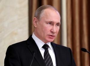Путин обвинил Украину в подготовке терактов на территории России - фото