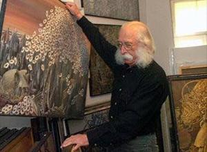 У известного художника Марчука мошенник украл 101 картину, утверждают в МВД - фото