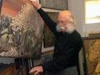 У известного художника Марчука мошенник украл 101 картину, утверждают в МВД