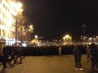 В центре Киева произошли столкновения активистов и полиции