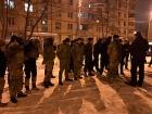 В Харькове произошло столкновение со стрельбой
