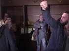 В Минске нацболы пытались сорвать выступление спецпредставителя ОБСЕ (видео)