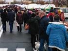 В субботу-воскресенье (18-19 февраля 2017 года) в Киеве пройдут традиционные сельскохозяйственные ярмарки