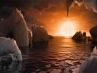 За 40 световых лет от нас обнаружены землеподобные планеты на орбите одной звезды, на некоторых может существовать жизнь
