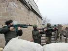 К вечеру на востоке Украины боевики совершили 62 обстрела позиций защитников