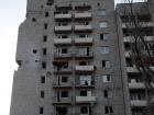 Как «рашисты» из танков многоэтажку в Авдеевке продырявили - видео