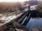 На Луганщине диверсанты взорвали мост